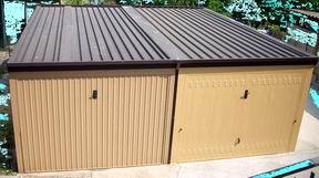 Box auto prefabbricati coperture auto garage offerta for Prezzo del garage 16x20