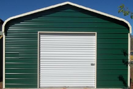 Box auto prefabbricati coperture auto garage offerta - Dimensioni garage doppio ...