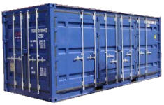 Container Open Side